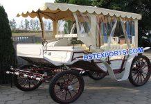English Royal Family Touring Buggy Carriage