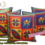 Fancy Rajasthani Wedding Cushion Cover