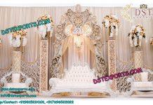 Latest Designer Asian Wedding Stage Decoration