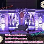 Grand Reception Stage Backdrop Panels