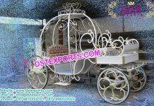 Beautiful Wedding Cinderella Horse Carriage