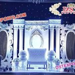 New Trending Asian Wedding Stage