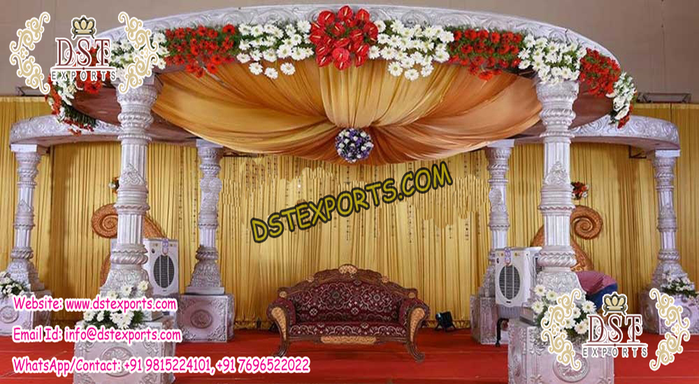 Indian Traditional Wedding Mandaps