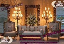 Wedding Stage Backdrop Panels
