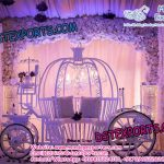 Asian Wedding Cinderella Stage Decoration