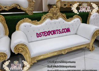 Latest Designed Three Seater Sofa Set
