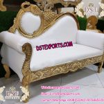 Asian Wedding Peacock Style Sofa