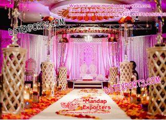 Wedding Mandap Walkway Area
