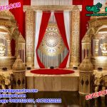 Antiquated Maharaja Wedding Stage