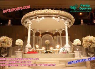 Awesome Indian Wedding Ceremony Mandap