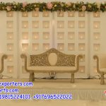 Best Muslim Wedding Candle Wall Decoration