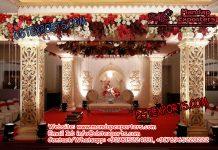 Bollywood Hindu Wedding Mandap Set