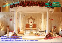 Buy Gorgeous Hindu Wedding Mandap Set