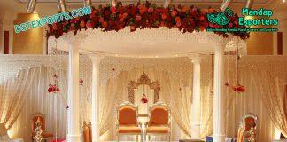 Buy Gorgeous Hindu Wedding Mandap Set