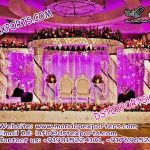 Crystal Mandap for Indian Wedding