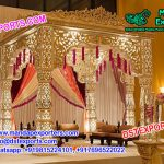 Exclusive Bollywood Style Wedding Mandap