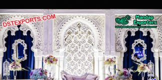 Exclusive Look Wedding Stage Backdrop Panels
