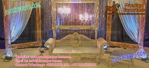 Graceful Wedding Backstage Panels