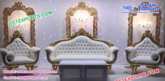 Indian Wedding Ceremony Furniture