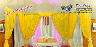 Indian Wedding Haldi Ceremony