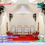 Indian Wedding Mandap Sankheda Chairs