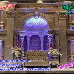 Magnificent Wedding Ceremony Stage Set