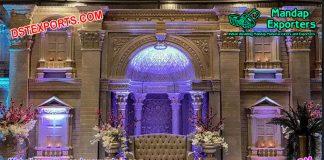 Magnificent Wedding Ceremony Stage Set