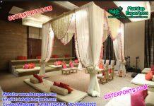 Mehndi Ceremony Stage Decoration