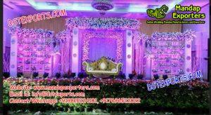 Royal Asian Engagement Backdrop Panels