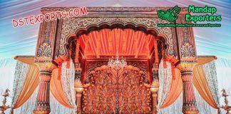 Royal Rajwada Style Wedding Mandap