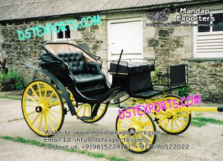 American Horse Drawn Carriages Buggy