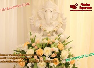 Beautiful Lord Ganesha Statue for Wedding