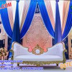 Best Bollywood Style Wedding Stage Set Decoration