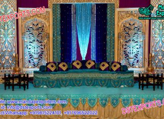 Best Wedding Stage Backdrop Panels and Frames