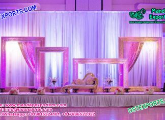 Buy Glamorous Backstage Fiber Panels For Wedding