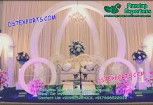 Cinderella Carriage Style Stage Set