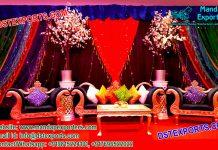 Exclusive Designed Wedding Stage Sofa Set
