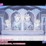 Exclusive Wedding Stage Set Decoration