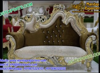 Famous Wedding Couch Of Boston