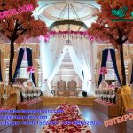 Famous Wedding Reception Stage Decoration