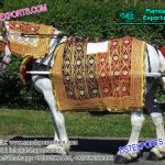 Indian Wedding Horse Wear Decoration Set