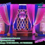 Indian Wedding Traditional Door Backdrop Panels