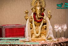 Lord Ganesha Statue For Wedding