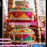Punjabi Style Phulkari Wedding Jaggo