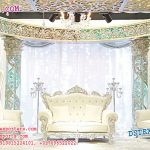 Austin Wedding Crystal Stage Decoration