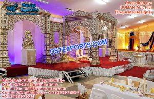 Best Bollywood Wedding Mandap Fiji
