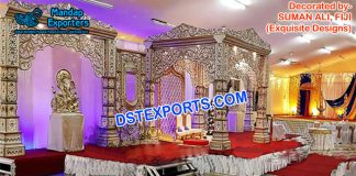 Best Bollywood Wedding Mandap Fiji