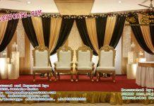 Bollywood Style Wedding Mandap Chairs
