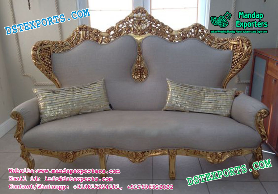 Boston Wedding Love Seater