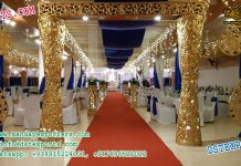 Buy Fiber Entrance Gate For Wedding